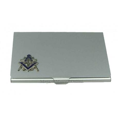 Portvizit pentru carti de vizita cu simboluri masoncie MM466