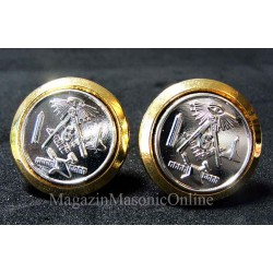 Butoni Moneda Masonica