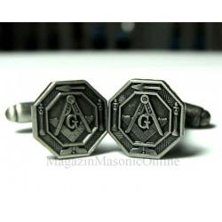 Butoni Simboluri Masonice Octagon