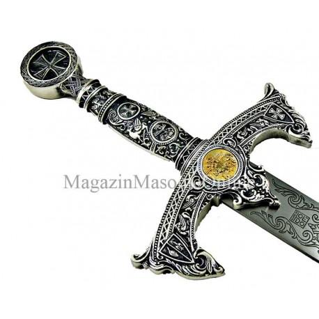 Spada Cavaler Templier - 75 cm