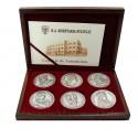 Set medalii comemorative REGII ROMANIEI 1881 - 1947