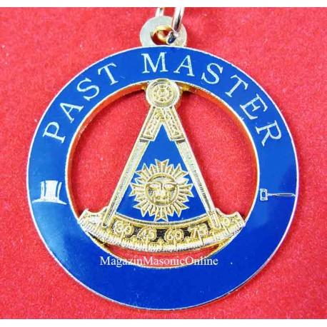 Breloc pentru chei - Past Master simplu