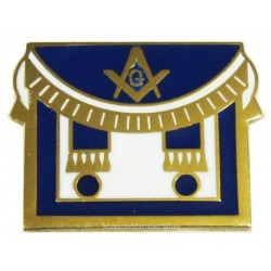 Pin Masonic SORT Maestru Mason PIN056