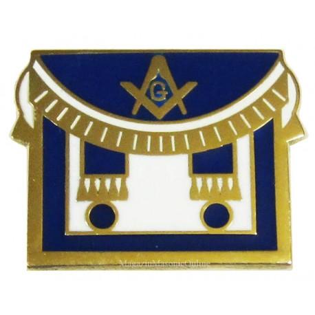 Pin Masonic SORT Maestru mason