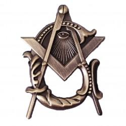 Pin Mason Litera G mare