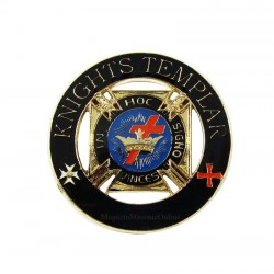 Pin Knights Templar