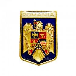 Pin Stema Romaniei