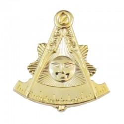 Pin Maestru Venerabil din Trecut 26 mm