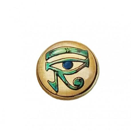 Pin Masonic Ochiul Lui Horus Ritul Memphis Misraim