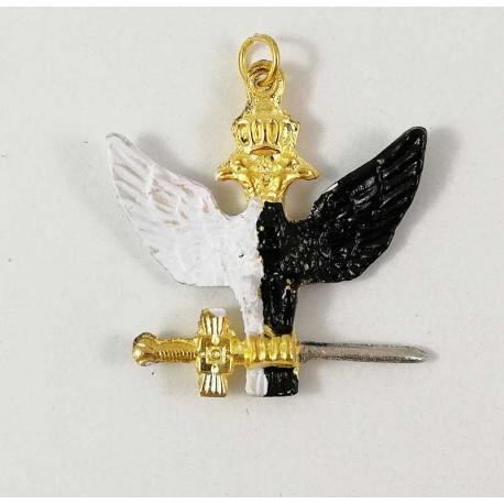 Bijuterie Colan Masonic Pentru Gradul 33 Suveran Mare Inspector General MM616