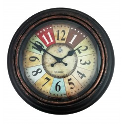Ceas de perete cu simbol masonic