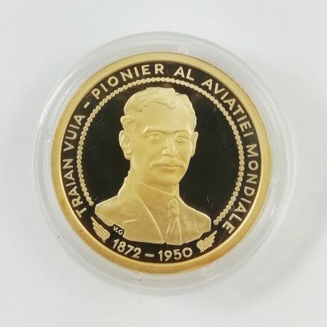 Medalie Traian Vuia - Francmason roman