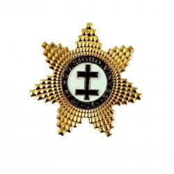 Isigna Medalie Perceptor - Ordinul Cavalerilor Templieri