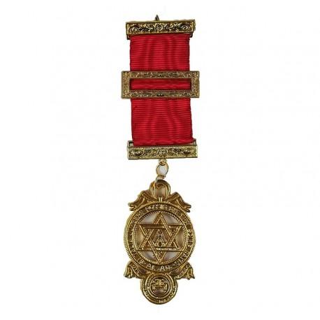 Decorație Roayal Arch bandă roșie
