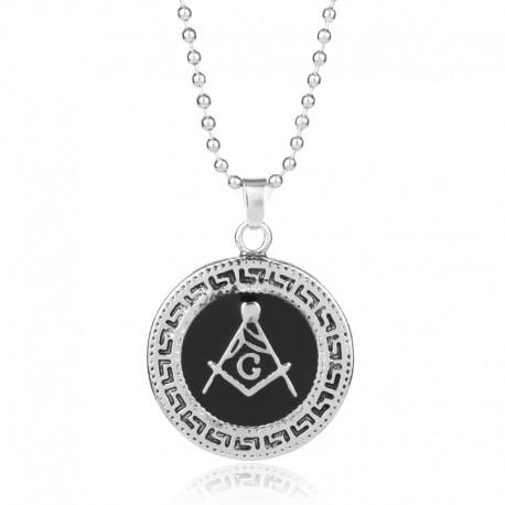 Pandantiv cu simbol masonic