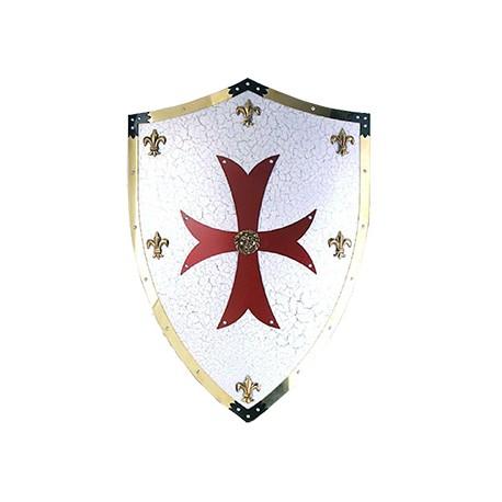 Scut de panoplie Ordinul Cavalerilor Templieri