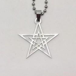 Pandantiv Pentagrama Ezoterica - Steaua cu cinci colturi