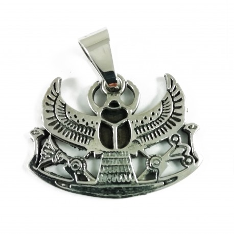 Pandantiv mason culoare argintie - 38 milimetri - MM730