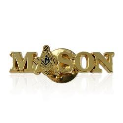 Pin Masonic - MASON PIN160