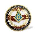 Medalie Prietenie - Moralitate - Iubire Fraterna