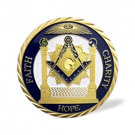 Medalie Credinta - Generozitate - Speranta