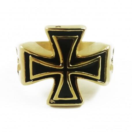 Inel Mason - Crucea Cavalerilor Templieri