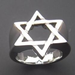 Inel Steaua lui David - Hexagrama
