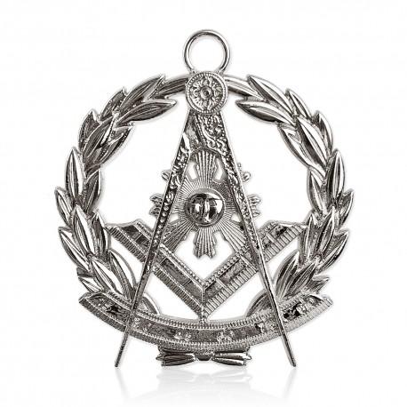 Bijuterie de colan Maestru Venerabil - Aurie / Argintie