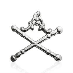 Bijuterie de Colan - Argintie