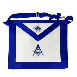 Sort  Maestru Mason Albastru si Alb - Ochi