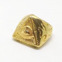 Inel Piramida Ochi Atotvazator - Cruce SMOM