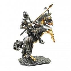 Statueta Cavaler Medieval - Fleur-de-lis