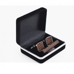 Set Masonic Butoni si Ac de Cravata - MM387