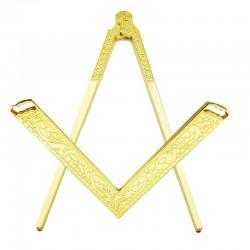 Set echer si compas obiecte ritual masonic MM522