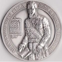 Medalie Alexandru Ioan Cuza - Francmason