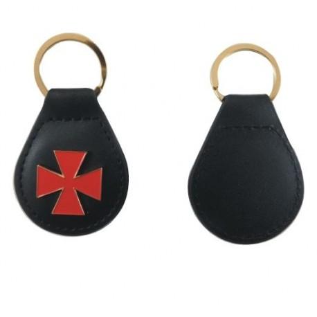 Breloc chei - Crucea de Malta