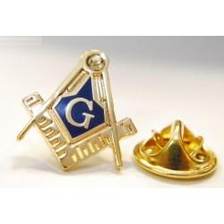 Pin Echer Compas cu litera G