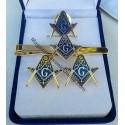 Set cadou 3 bijuterii - Blue Lodge