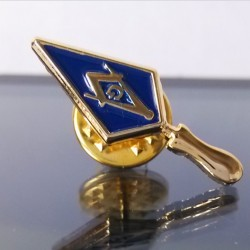 Pin Mason Mistrie 25 mm PIN029