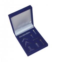 Set bijuterii cadou - cutie catifea
