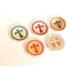 Set 5 medalii Ordinul Templierilor