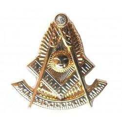Pin mason - Arc cu soare - 26 mm