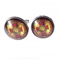 Butoni Ordinul Cavalerilor Templieri Rotunzi