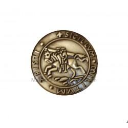 Insigna pin Ordinul Cavalerilor Templieri