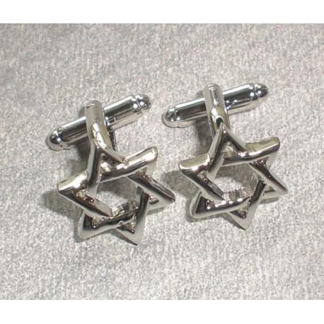 Butoni Steaua lui David - hexagrama