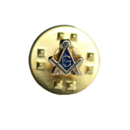 Pin Echer si Compas - 5 mm Miniatura