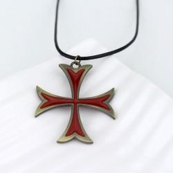 Pandantiv Crucea Templieră