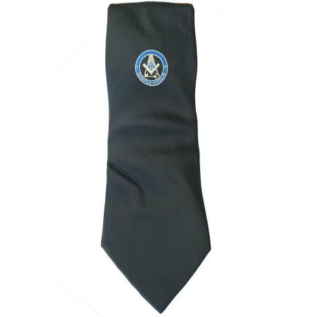 Cravata Neagra Semper Fidelis