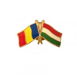 Drapel Romaniei Drapel Ungaria