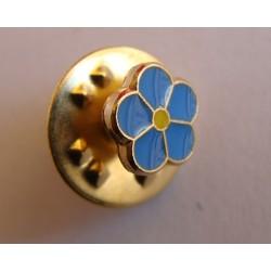 Pin masonic - Nu ma uita - GOLD